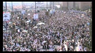 رسالة الثوار لمن يقول انهم سيرفعون الخيام 02-12-2011