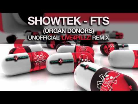 SHOWTEK - FTS (Fuck the System) (ORGAN DONORS