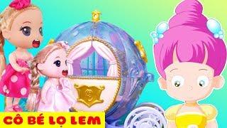 CÔ BÉ LỌ LEM Truyện Cổ Tích Cho Bé Bé Na Búp Bê BaBy Kể Chuyện Cinderella Story For Kids