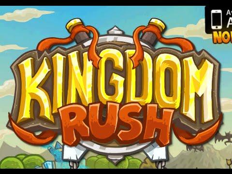 Kingdom Rush Full Walkthrough