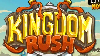 Kingdom Rush Full Walkthrough