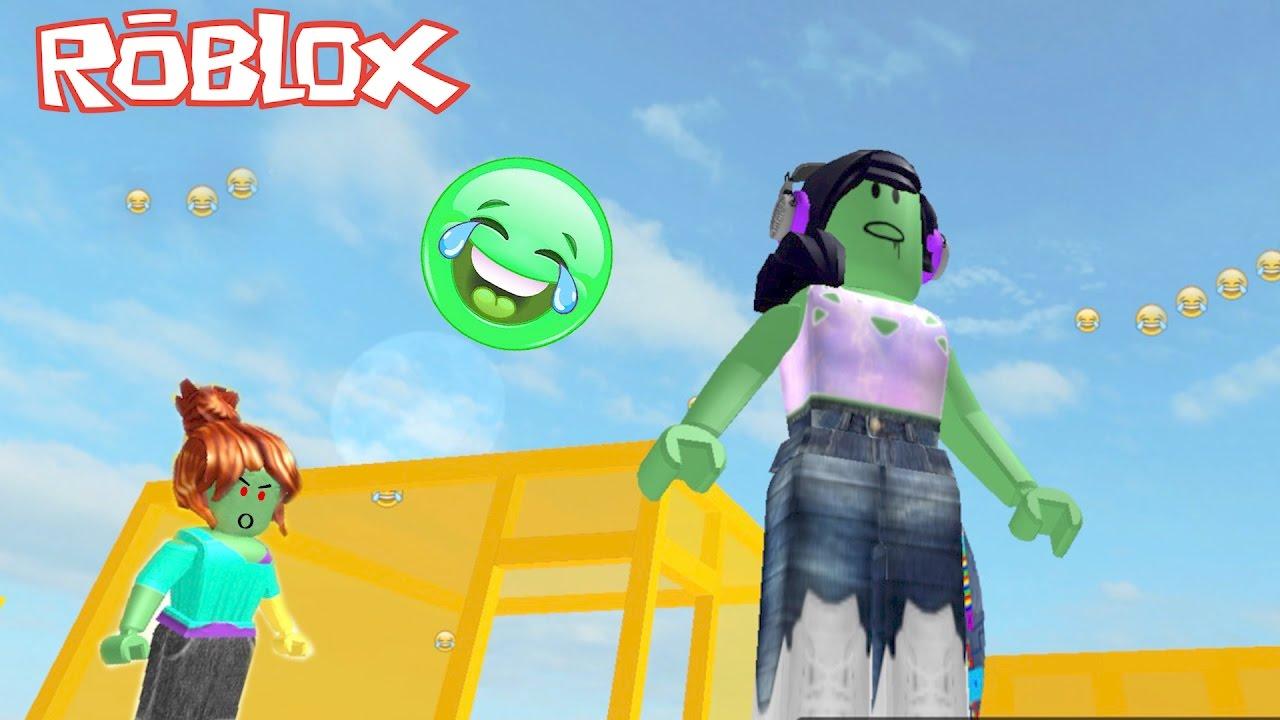 Roblox - FUGINDO DO MUNDO DE EMOJI - Parte 3 (Escape Emoji Obby) | Luluca Games