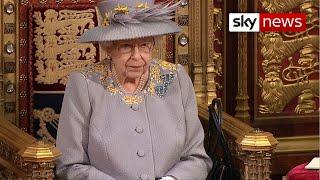 Watch In Full: The Queen's Speech
