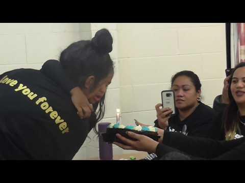Celebrating Bah Tuiano's 25th Birthday. 'HAPPY BIRTHDAY SONG
