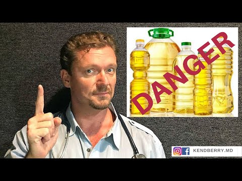 Most Dangerous Cooking Oils in the World - 2019