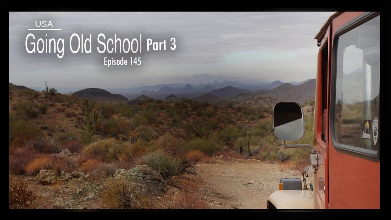 Going Old School - Part 3