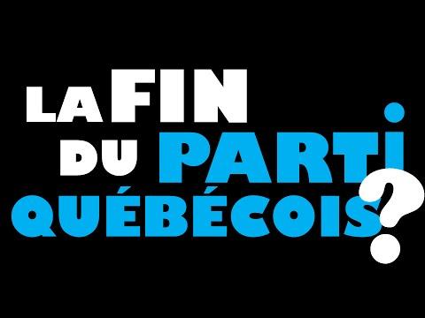 Qu'est devenu le Parti québécois?