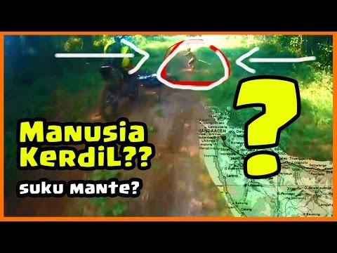 Suku Kerdil Mante dari Aceh Tertangkap Kamera