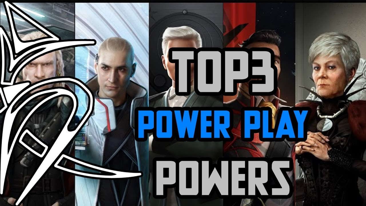 top3 power play powers elite dangerous youtube
