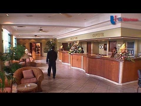 US Television - Tanzania (New Africa Hotel)