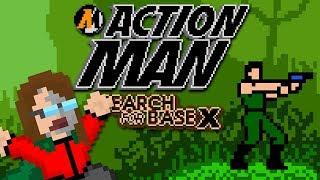 Action Man: Search for Base X (GBC) | Kieran Plays