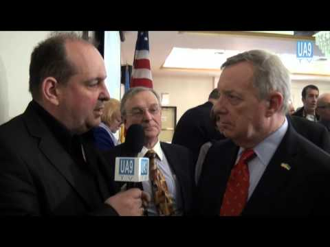 CRISIS IN UKRAINE-Senior U.S. Senator-Dick Durbin comments