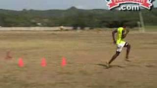 Maurice Wilson:  Sprint Training the Jamaican Way