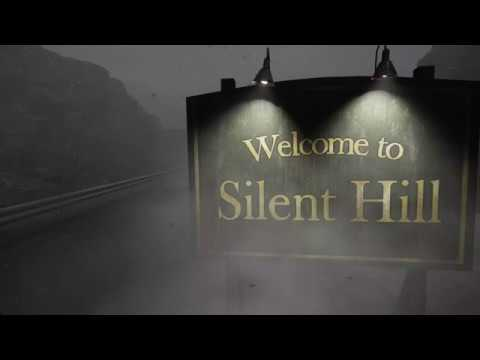 Welcome To Silent Hill Town Sign Made With Unity 2019 3 W