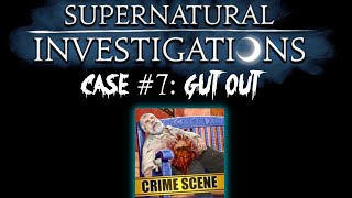 Criminal Case: Supernatural Investigations Case #7 - Gut Out FULL CASE