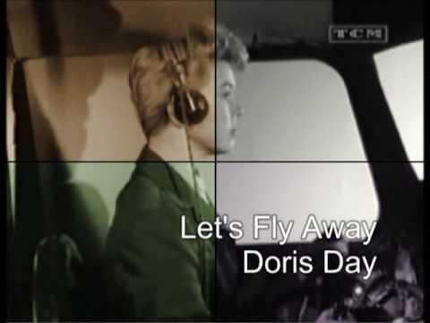 Doris Day Flies Virgin Airlines