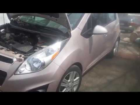 Chevy Spark Paint Code Location Including Daewoo Matiz Youtube