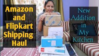 Amazon shopping haul,Sale shopping for Diwali,Decor & Kitchen shopping|AMAZON & FLIPKART HAUL