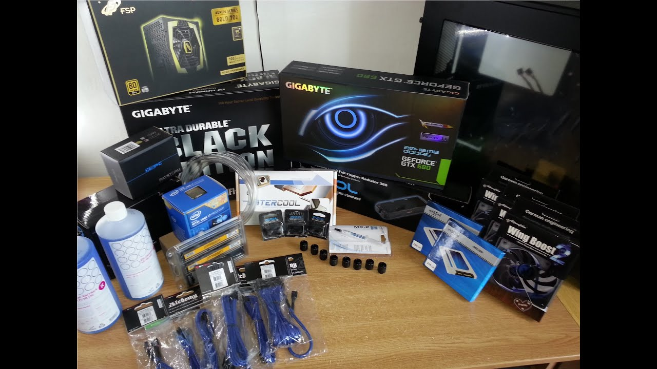 Gaming Computer Building Kit
