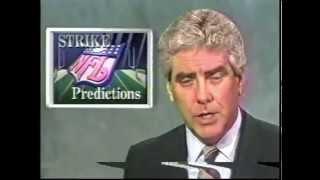 1987 NFL Strike New Orleans Saints TV News