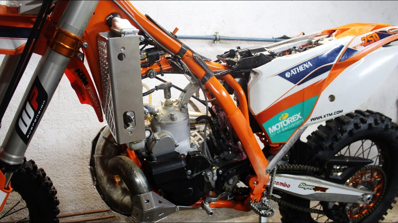 Ktm  Exc Exhaust For Sale