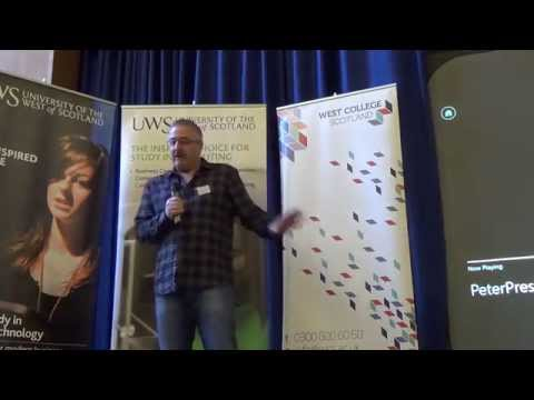 A Career in Games: The Journey by Gary Carr at GamesWest
