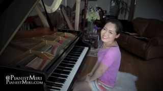 Ariana Grande - Piano | Piano Cover by Pianistmiri 이미리