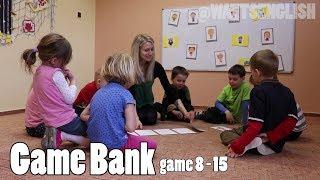 Game bank | game 8 - 15 | WattsEnglish