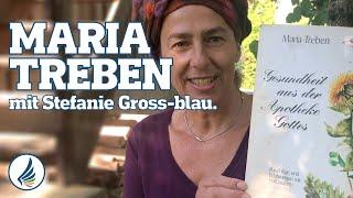 Maria Treben mit Stefanie - Ausbildung Wildkräuterschule