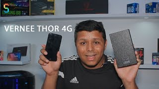 Mediano - Barato - 2 Chip Android 7 - 3 De Ram - Review/Unboxing Vernee Thor 4G - 350 Reais