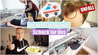 Alex ist verletzt! | DM HAUL & Babykleidung aussortieren | Workout | Isabeau