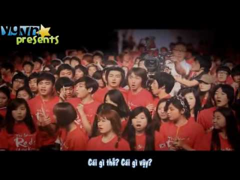 [Vietsub][MV] The Shouts Of Reds (part 2)  - BIGBANG & Transfixion (ft. Kim Yuna) [YGVN]