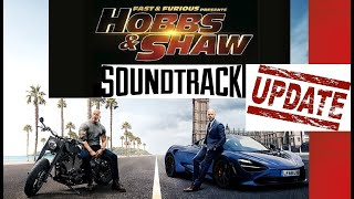 FAST & FURIOUS - HOBBS & SHAW - THE SOUNDTRACK COLLECTION (PART.4) ALL SONGS UPDATE BANDA SONORA
