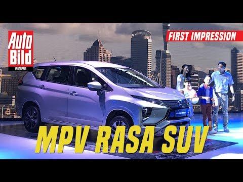 Low MPV Mitsubishi First Impression Review Auto Bild Indonesia
