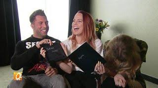 Temptation Island VIPS: Niels en Rosanna doen relatietest