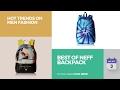 Best Of NEFF Backpack Hot Trends On Men Fashion