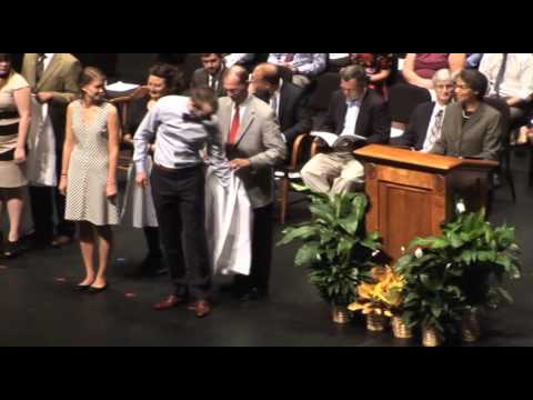 Copy of University of North Carolina School of Medicine 2014 White Coat Ceremony