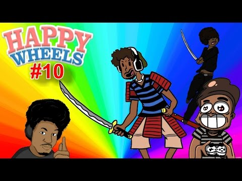 SO MANY CORYXKENSHIN LEVELS! | Happy Wheels #10