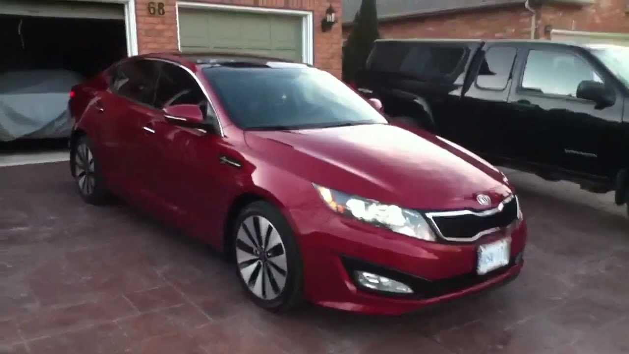 2012 Kia Optima Turbo GDI