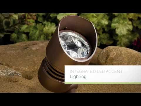 Kichler Integrated Led Accent Lighting