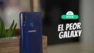 Samsung Galaxy A20s | Review en español
