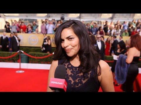 Sarita Choudhury on Which Homeland Star is a Secret Goofball