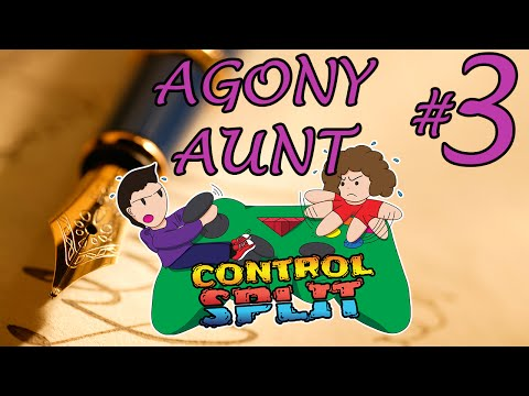 "Agony Aunt Control Split - ""Three Horny Pirates!"""
