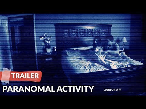 Paranormal Activity 2007 Trailer HD | Katie Featherston | Micah Sloat