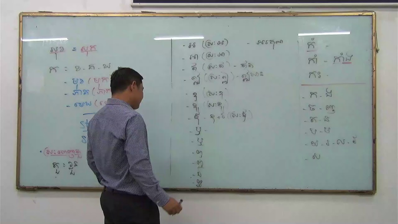 General Knowledge Class   Norton University