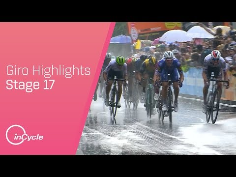 Giro d'Italia 2018 | Stage 17 Highlights | inCycle