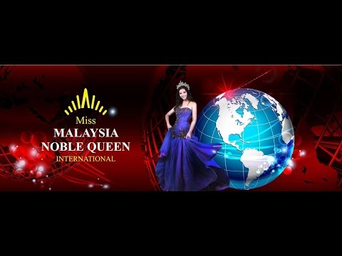 Miss Malaysia Noble Queen International 2016