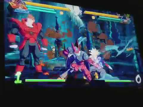Video Gamers Hawaii DBFZ 4th Tourney 3-22-18 - AtmosFear Vs Evil