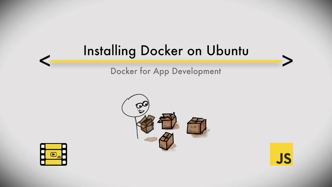 update docker ubuntu