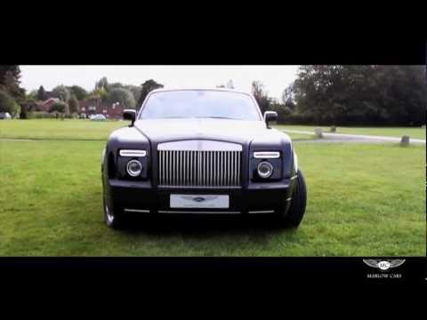 Rolls-Royce Phantom Coup? - Marlow Cars